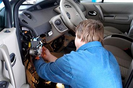аварийное отключение сигнализации автомобиля киев